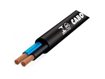 CABO PP 2X1,5MM PT PW / COPPER THREE