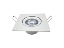 SPOT LED QUADRADO SUPIMPA 6500K 5W BIV.